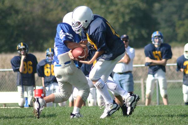 Football - Junior High