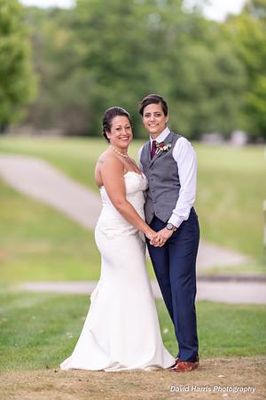 Allison and Christine wedding