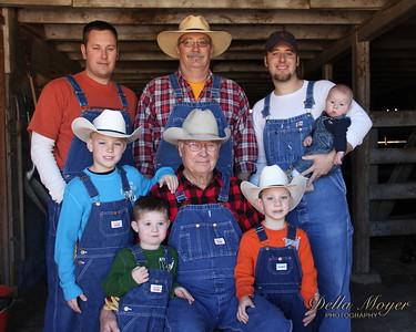 Portraits & Families