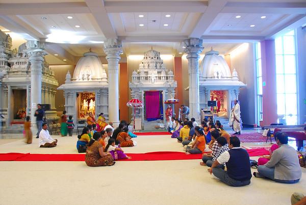 Shankaranti Celebrations and Srinivasa Kalyanam