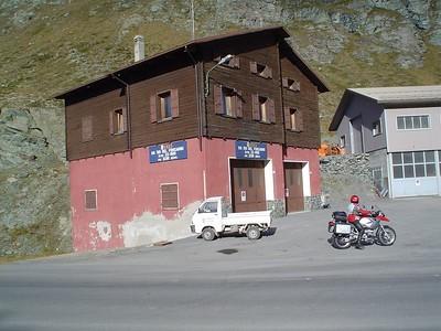 Alps Tour 2005