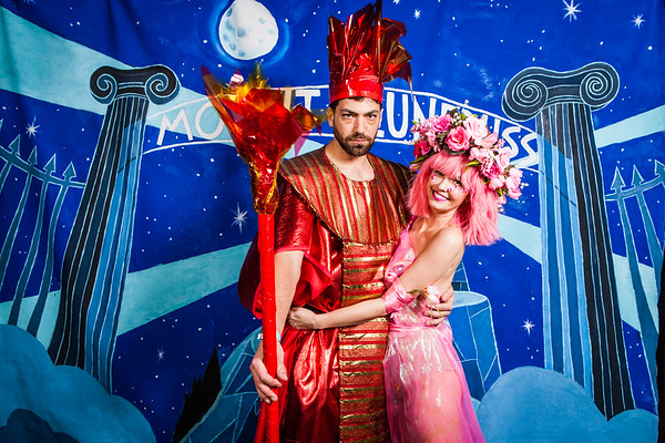 Krewe De Lune Space Ball 2018!