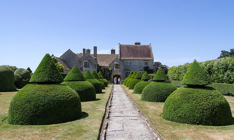 Lytes Cary Manor & Tintinhull Gardens