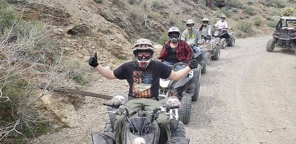 3/27/19-Eldorado Canyon ATV/RZR and Goldmine Tour