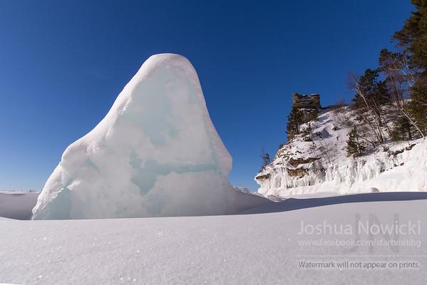 Pictured Rocks National Lakeshore, Michigan