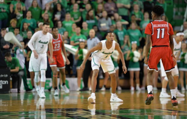 1.12.19 Marshall Mens Basketball Game v. WKU