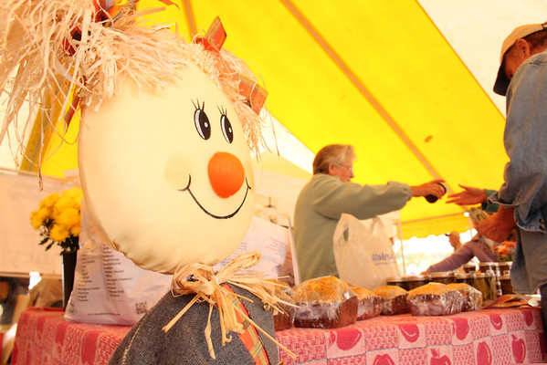Woodstock Apples and Crafts Fair