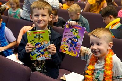 K-2 Author Day