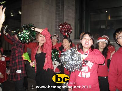 christmas eve@lan kwai fong | 24 december 2010