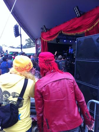 Voodoo Festival 2011