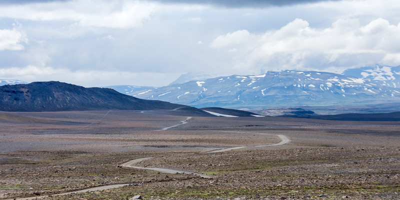 Driving on Iceland