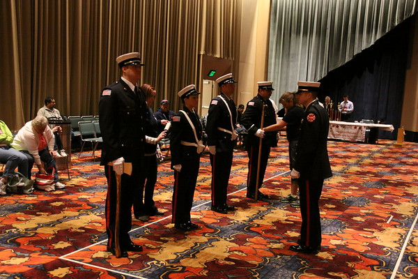FDIC 2013 Honnor Guard