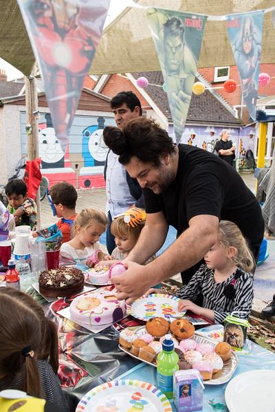 Sophia & Antonio Birthday Party Springboard House Horsham 2017-10-08