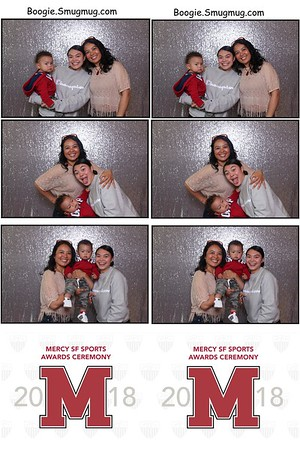 Mercy SF Awards night