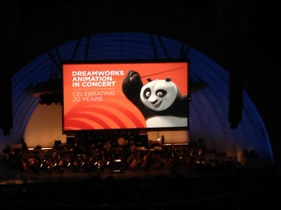 2014 0718 Hollywood Bowl Dreamworks Animation 20th