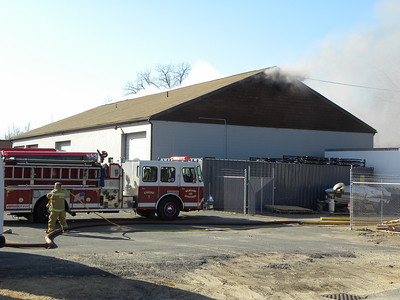 Wilbraham, MA General Alarm 2460 Boston Rd. 3/11/12