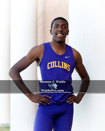 2012 FCHS Track and Field Portraits