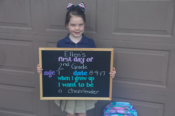 08 - First Day of School 2017