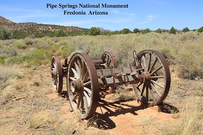 Pipe Springs National Monument