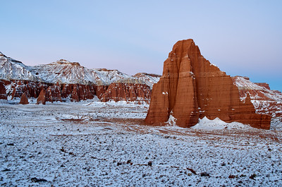 Capitol Reef and Goblin Valley
