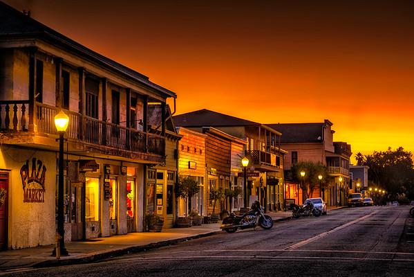 Around San Juan Bautista