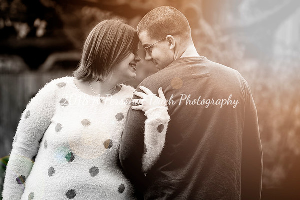 Caitlin and Brandon's engagement pictures