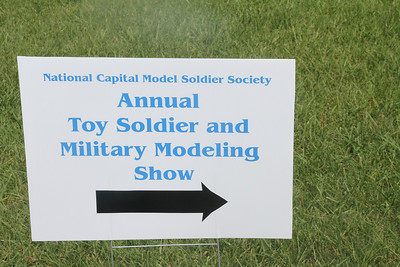 National Capital Model Soldier Society - Annual Toy Soldiers and Military Modeling Show - Young Marines