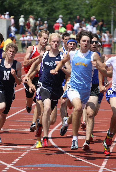 State Track Meet 2009