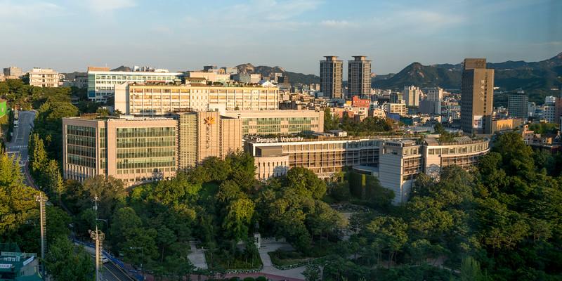 Cityscape, Seoul, South Korea
