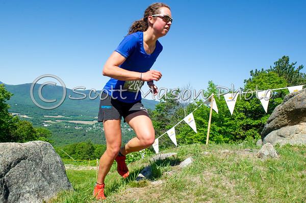 Cranmore Mountain Race Lap 2 2018