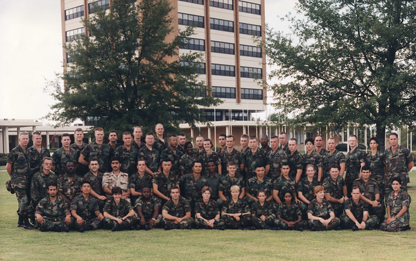 1995 Signal Officer Basic Course 1995
