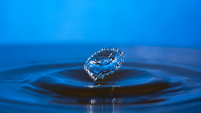 Stay at home Water Drops