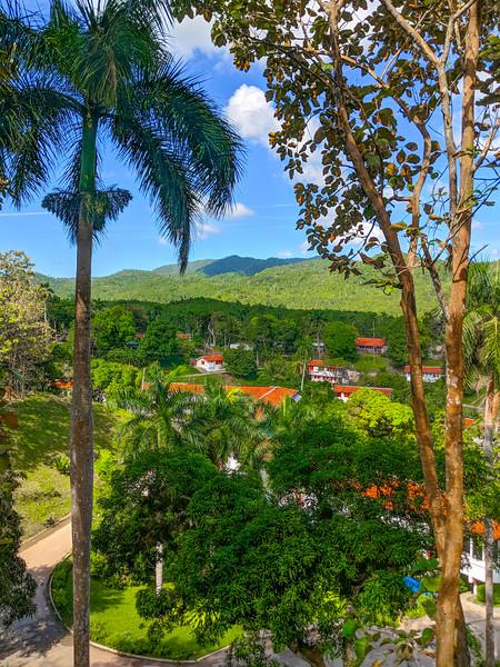 Las Terrazas Cuba view from Hotel Moke.jpg