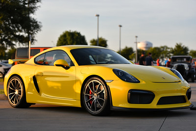 Cars and Coffee - August 2015