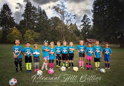 PH Billies Soccer 2019