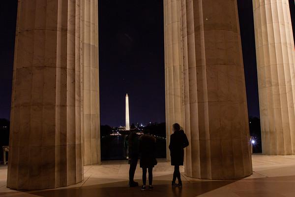 Washington DC - December 2020