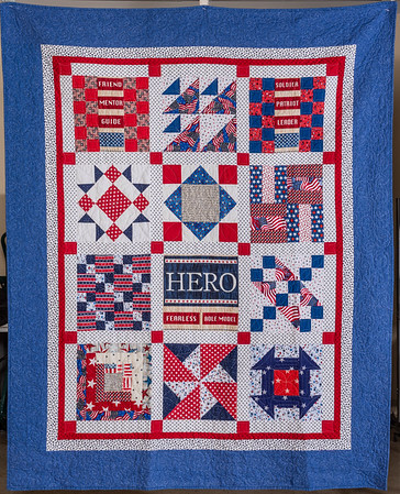 Blessing of the Quilts July 13, 2019