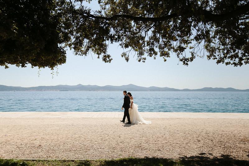 Marinela & Mato, Zadar, Croatia