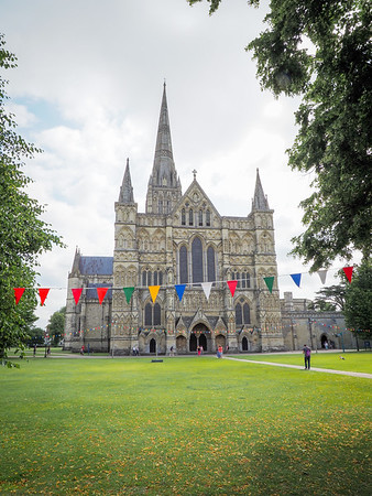 Salisbury Cathedral 2019