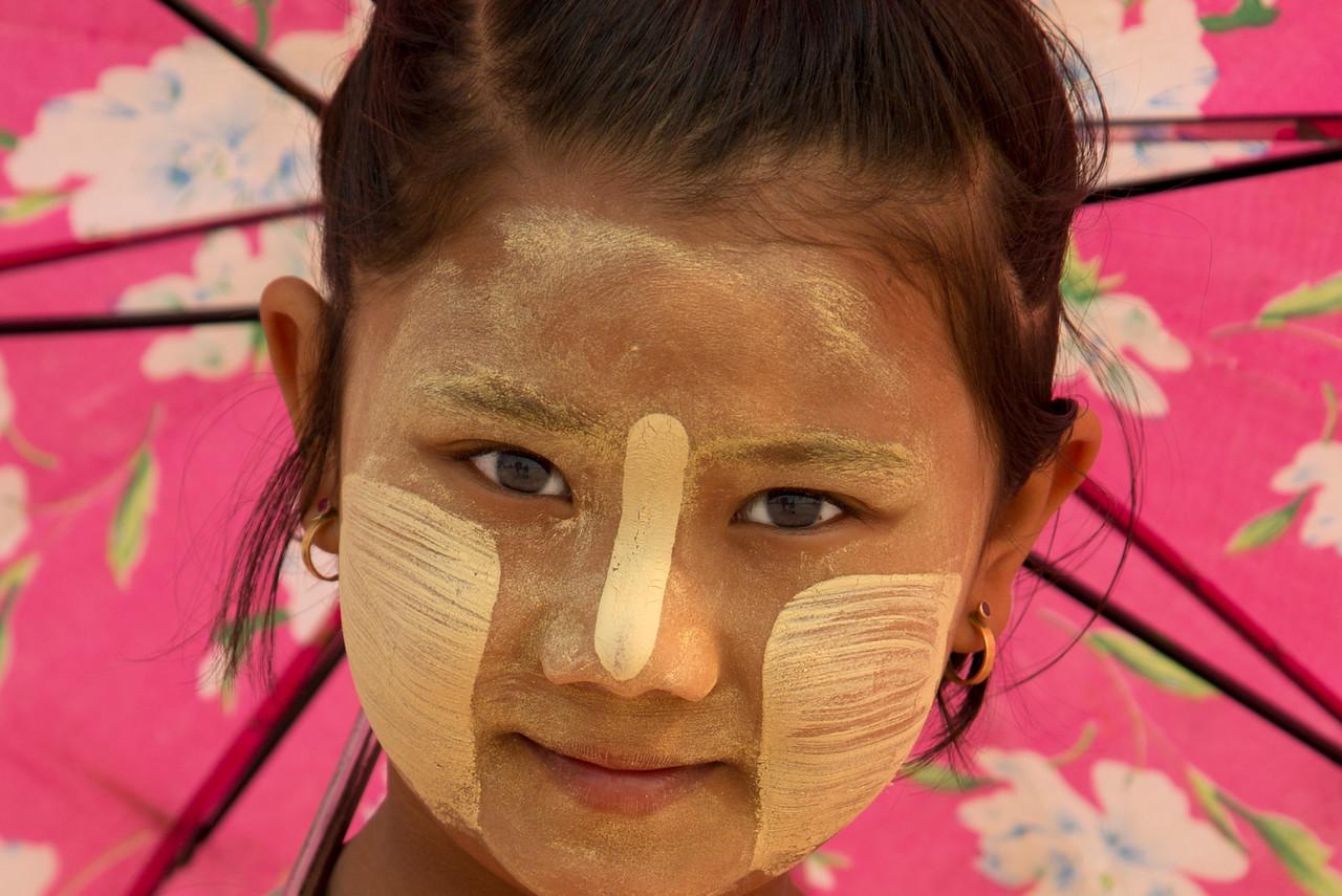 Children of Myanmar (Burma)