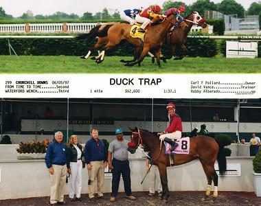 DUCK TRAP - 6/05/1997