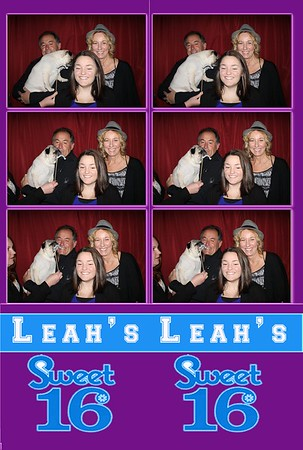 Leah's Sweet 16