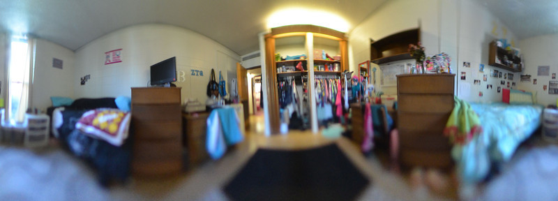 360 Images of Residence Halls