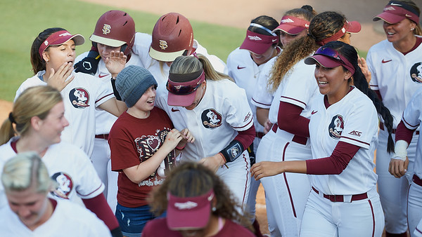 FSU Softball v GaTech - ACC Championships May 9 2019