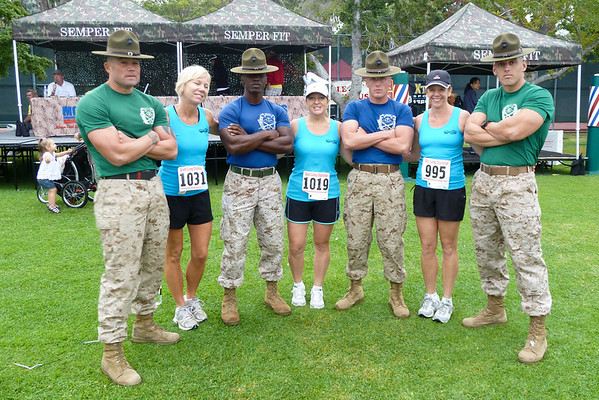 MCRD Boot Camp Challenge 2011