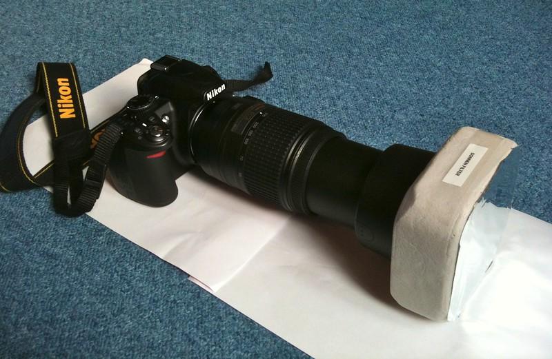 Nikon ready for solar photography