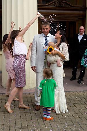 Kim and Christian's Wedding