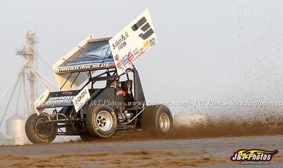 Waynesfield Raceway Park All Star Speed Week Show