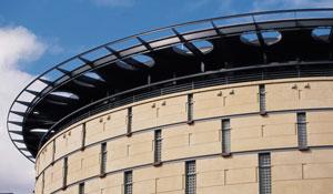 Photograph of Edinburgh International Conference Centre exterior