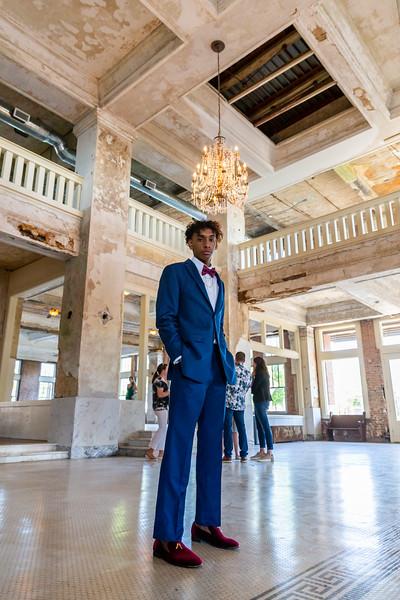 Caleb Senior Prom 2021